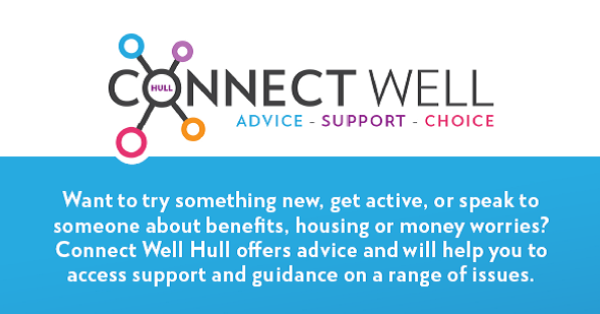 Connect Well Hull